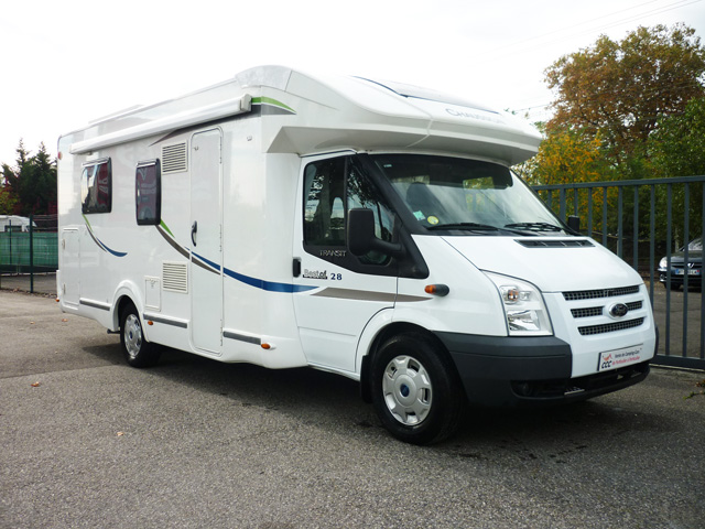 chausson best of 28 2014 camping car profil occasion 36900 camping car conseil. Black Bedroom Furniture Sets. Home Design Ideas