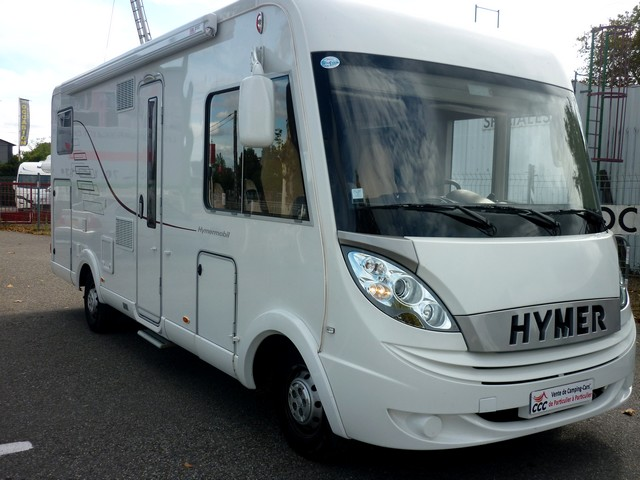 hymer b 594 2011 camping car int gral occasion 64900 camping car conseil. Black Bedroom Furniture Sets. Home Design Ideas