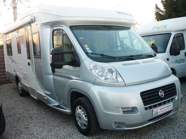 Chausson allegro 97 2010 camping car profil occasion - Camping car profile occasion lit central ...