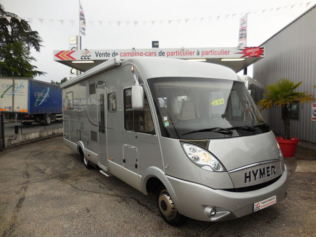 hymer b 709 xl 2012 camping car int gral occasion 64000 camping car conseil. Black Bedroom Furniture Sets. Home Design Ideas