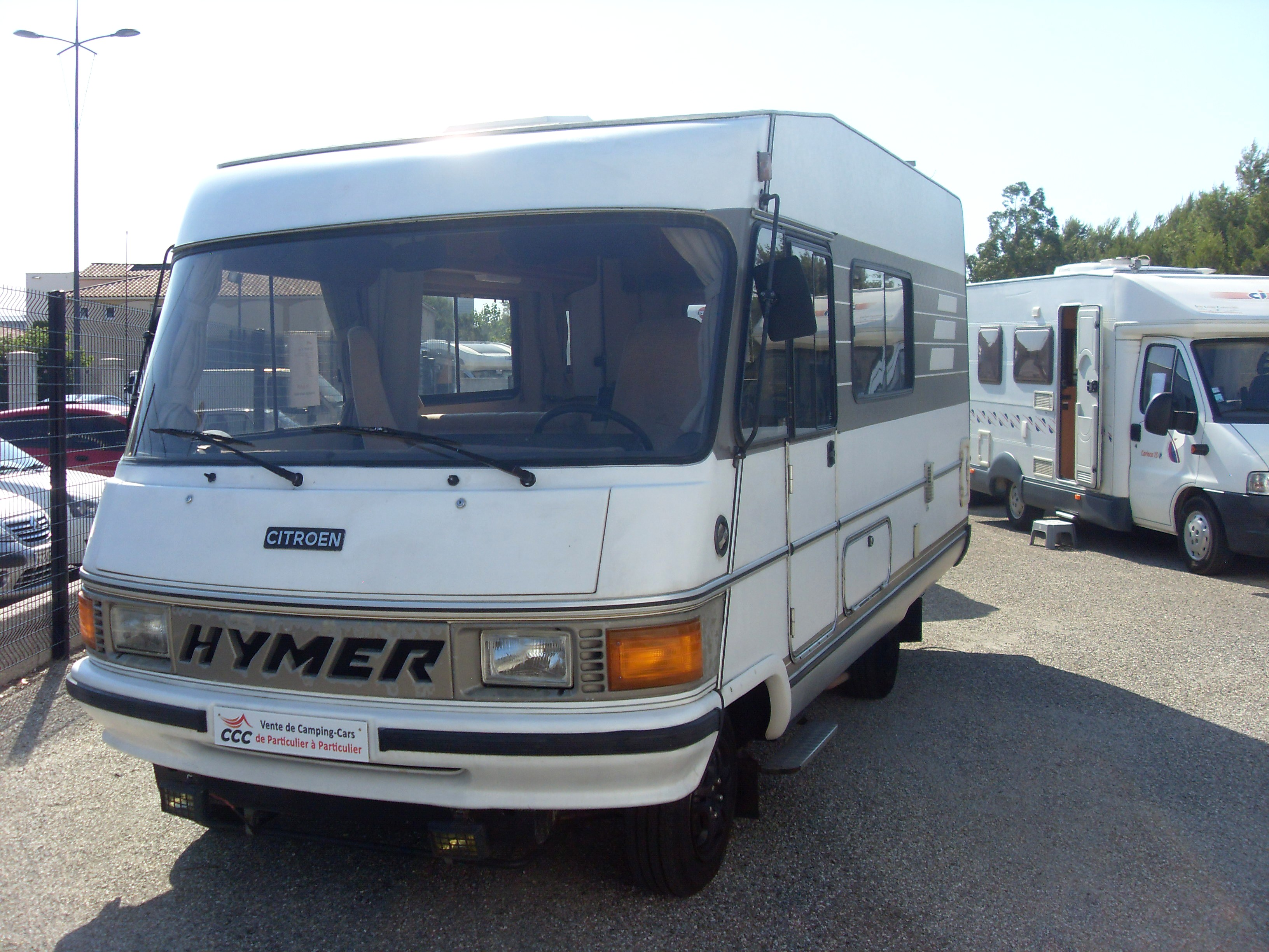 hymer b 564 1991 camping car int gral occasion 8900 camping car conseil. Black Bedroom Furniture Sets. Home Design Ideas