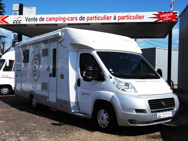 camping car chausson flash 04. Black Bedroom Furniture Sets. Home Design Ideas