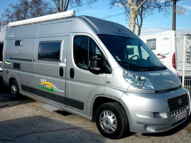 chausson twist 4 prestige fourgon 2007 camping car profil occasion 33500 camping car. Black Bedroom Furniture Sets. Home Design Ideas