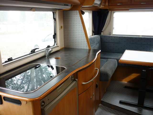 hymer b534 2002 camping car int gral occasion 24500 camping car conseil. Black Bedroom Furniture Sets. Home Design Ideas