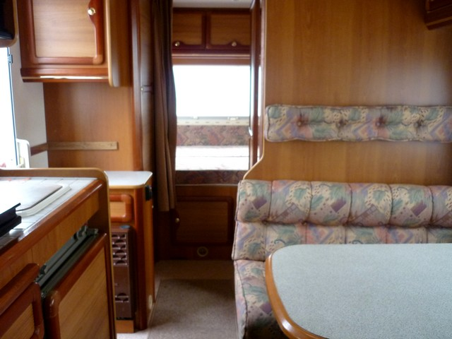 Pilote Pacific 65 Px 1993 Camping Car Profil 233 Occasion