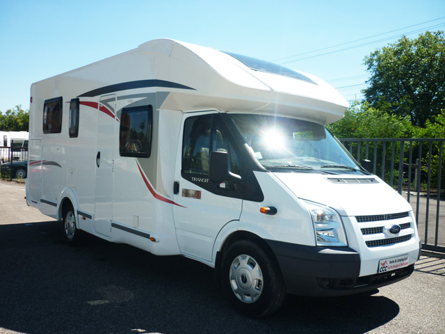 Challenger birthday 60 2013 camping car profil occasion 41900 camping car conseil - Camping car profile lit central occasion ...