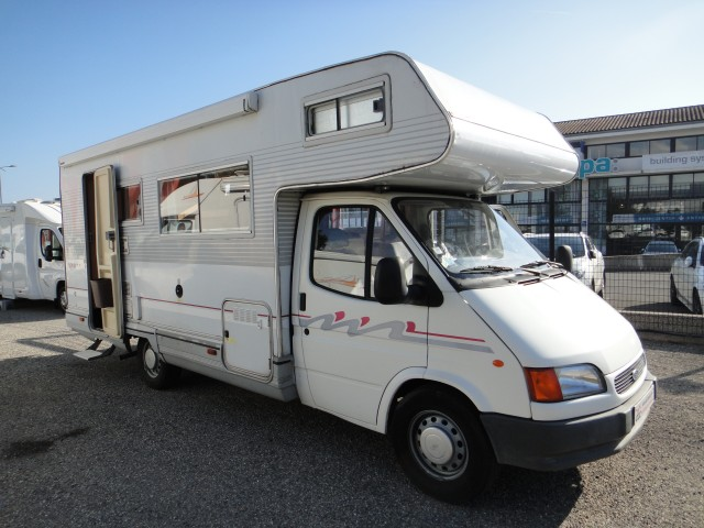 Camping Car Intergral C Cartier Occasion