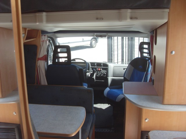 Ford Transit 250 >> Chausson Welcome 60 2001 | Camping-car profilé occasion ...