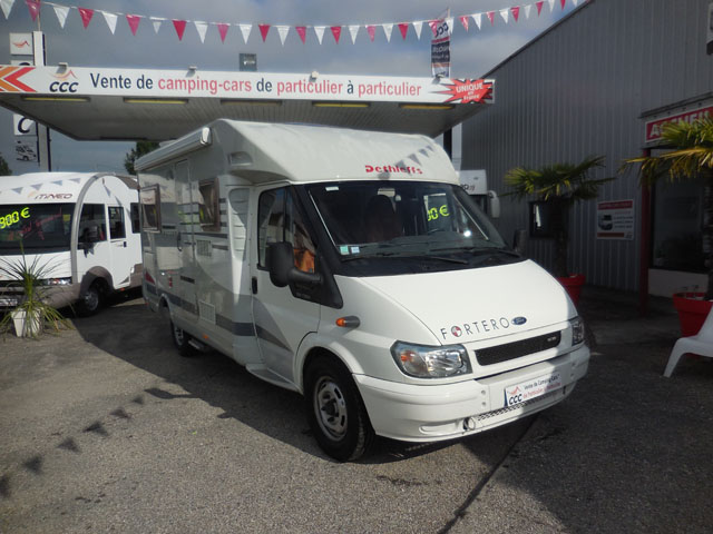 Dethleffs fortero t 59 van 2006 camping car profil occasion dethleffs fortero t 59 van 2006 altavistaventures Image collections
