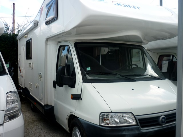 Ford Transit 350 >> Joint J 361 2005 | Camping-car capucine occasion | 24500 ...